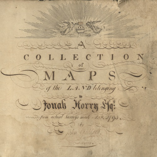 Colleton County Memorial Library Map Collection
