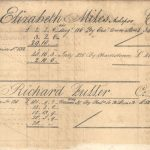 Weston Family Papers, 1764-1855