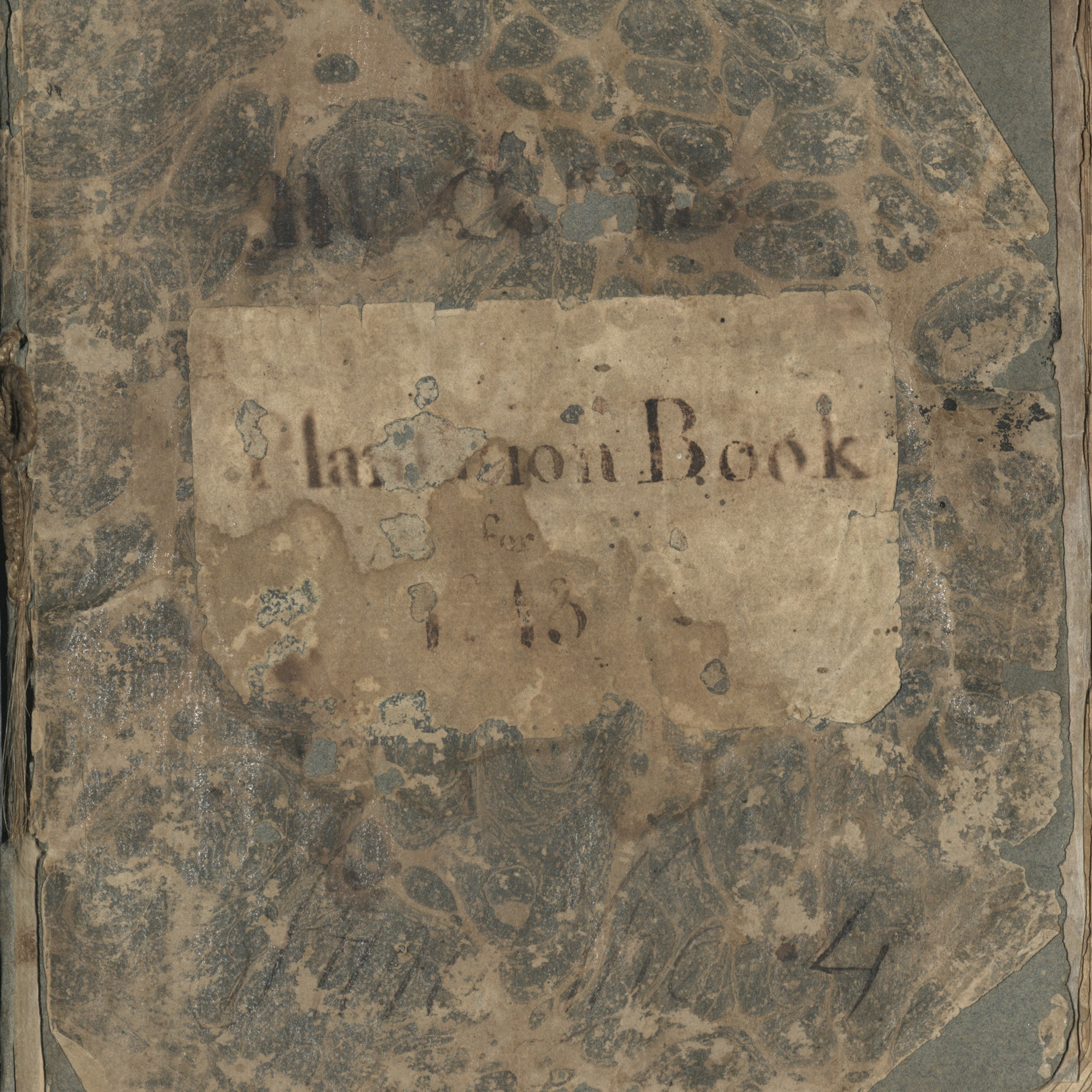 Coffin Point Plantation Journals, 1800-1816