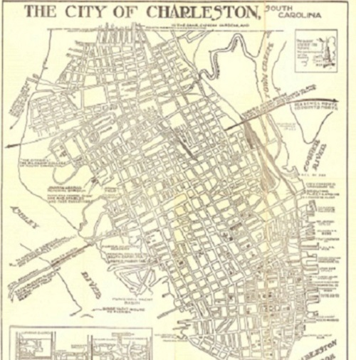 Historic Charleston Foundation's Map Collection
